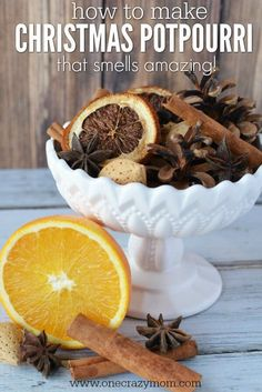 Try this Homemade Christmas potpourri. DIY Christmas potpourri that is so easy. Cinnamon potpourri that smells amazing. You will love this diy potpourri. Diy Christmas Cards, Homemade Christmas Gifts, Christmas Gifts For Kids, Christmas Treats, Christmas Projects, Homemade Gifts, Handmade Christmas, Christmas Decorations, Christmas Kitchen