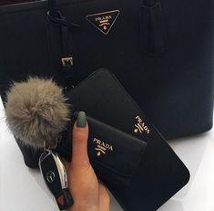 Prada Wallet, Prada Bag, Purse Wallet, Clutch Purse, Sew Wallet, Luxury Purses, Luxury Bags, Luxury Handbags, Luxury Gifts