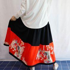 Haregi skirt 新作が出来ました Ballet Skirt, Boutique, Floral, Skirts, Instagram, Fashion, Moda, Tutu, Skirt