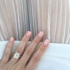 Wore 'hi maintenance' by essie for my wedding. Not saying that's fitting or anything....