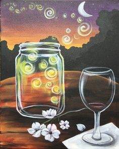 Wine & Design Jacksonville NC Wine & Paint Parties