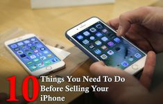 10 Things You Need to Do Before Selling Your iPhone - Tech Doze Best Smartphone, Iphone Wallpaper, Recycling, Tech, Wallpaper For Iphone, Technology, Upcycle