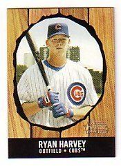 2003 Bowman Heritage #261 Ryan Harvey KN RC by Bowman Heritage. $0.39. 2003 Topps Co. trading card in near mint/mint condition, authenticated by Seller