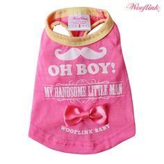 Wooflink Oh Boy! Pink