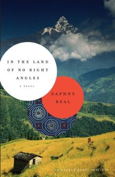 In The Land Of No Right Angles book cover {designer: abby weintraub}