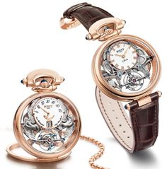 """Bovet Amadeo Fleurier Virtuoso IV Watch - on aBlogtoWatch.com """"Bovet is really cranking out new high complication watches – which, in truth, is not a particularly new thing, given the luxury watch maker's activities over the last few years. When Bovet comes up with a concept they like, the result is a lot of high-end artistic models that subtly build on one another..."""""""