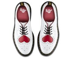 Dr. Martens - Valentine's day http://shoecommittee.com/blog/2017/drmart