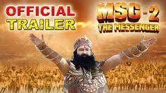 MSG-2 The Messenger | Official Trailer | Saint Gurmeet Ram Rahim Singh I...