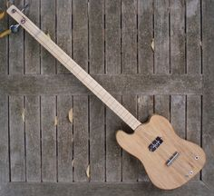 A strong sub for when your one-string is in the shop. Two-string Bass Custom Box…