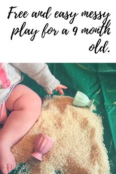 Messy Play Monday