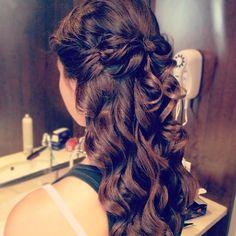 bow & curls