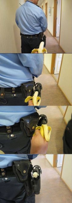 F*ck the police comin' straight from banana land!