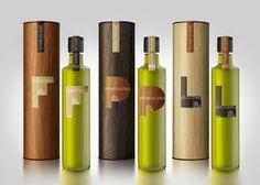 Frantoio olive oil #packaging