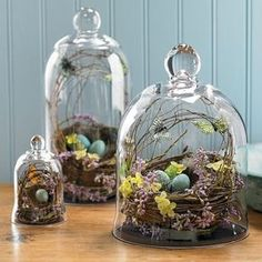 Looking for a little sign of Spring? How about some Simple Spring Time Projects to make you smile! Check them out and get a head start...only 2 months!!!!