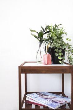 Stylish DIY Ikea Nesna Bedside Table Hack | Shelterness