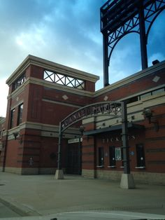Indians Double A players, Akron Aeros play downtown at Canal Park.
