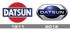 Datsun Logo histoire
