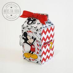 Milk Box - Mickey