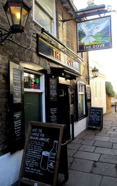 The Dove Pub in East London has been voted the Best Traditional Pub in East London by the Forbes Travel Guide.  This is a family run pub serving regulars in Hackney London as well as visitors from around the world for over 20 years.