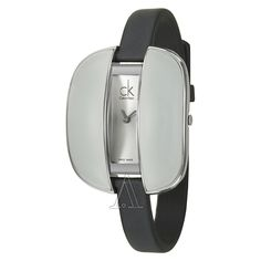 Add a subtle glam to your wrist with contrasting ideas.   @CalvinKlein Treasure www.outlet77.com