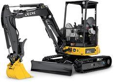 Compact Excavator | 35G | JohnDeere US