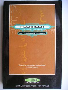 [SPS] My review of Felaheen by Jon Courtenay Grimwood