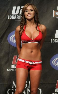 UFC- Brittany Palmer
