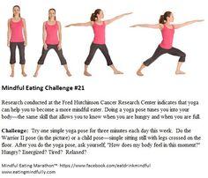 Mindful Eating Marathon #21   https://www.facebook.com/eatdrinkmindful