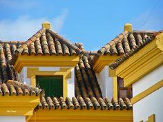 Rooftops of Santa Cruz - siviglia, Sevilla
