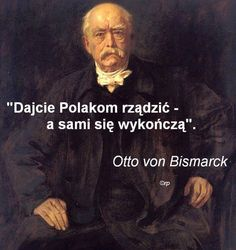 Bismarck o Polakach