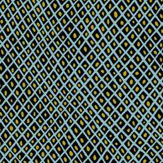 P&B Textiles Fabric Intersections Black by OzarkCreativeNotions