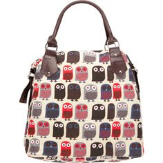Owl bag - adorable!