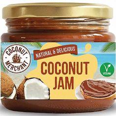 Coconut Merchant Coco Jam (330g)