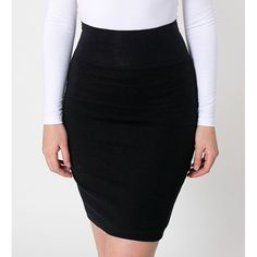 Solid Color Slimming High Waist Trendy Style Women's Skirt, BLACK, M in Skirts | DressLily.com