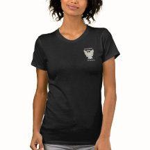 Osteoporosis Awareness Ribbon Angel Custom Shirt