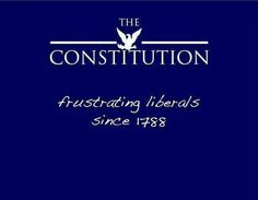 God bless the U.S. Constitution!!!!