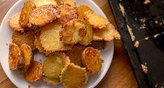 Parmezános-fokhagymas sült burgonya recept | APRÓSÉF.HU - receptek képekkel