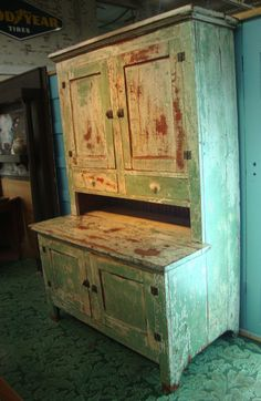 stepback cupboard!