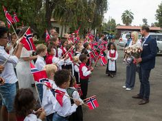 Crown Prince Haakon and Crown Princess Mette-Marit at the Norwegian Lutheran Mission in Addis.  On the second day of their visit to Ethiopia, the Crown Prince and Crown Princess focused on cooperation on health and climate issues. Ethiopia has taken a leading role in international efforts on climate change and Norway supports its activities.