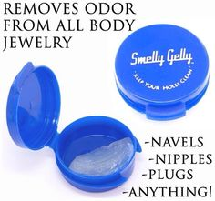 Magic Odor Reducing Jelly For Piercings!#Skin&Body#Trusper#Tip