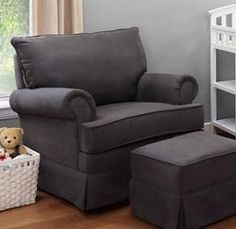 The 3 Best Budget Nursery Glider And Ottoman Combos For 2018 | Baby |  Pinterest | Rocking Chairs, Gliders And Ottomans