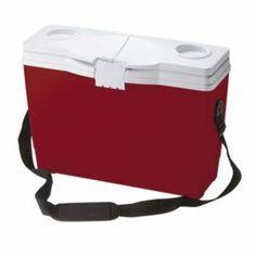 Rubbermaid 13.2 Qt Modern Red Slim Cooler