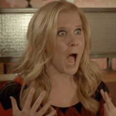 Amy Schumer GIFs guaranteed to get you finger blasted.