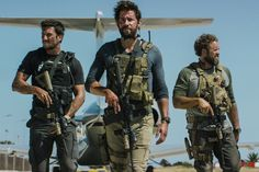 13 Hours, Michael Bay's movie about the events of September 11, 2012 in Benghazi, Libya, is available now on Digital HD. (Blu-ray and DVD follow on June 7th). John Krasinki (who plays Jack Si…