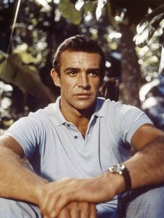 Sean Connery Young   Dr No 1962 Directed by Terence Young Sean Connery Photographic Print