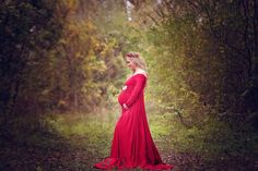Heather Maternity Dress /Maternity Gown with Sleeves, Split Skirt Maternity Photography Prop, Maternity Prop by CoutureParfait on Etsy https://www.etsy.com/listing/258008502/heather-maternity-dress-maternity-gown