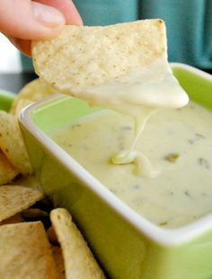 Impress your Super Bowl crowd with homemade queso blanco!
