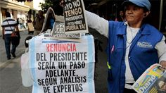 Guatemala president urged to resign 'to prevent unrest' - Al Jazeera English