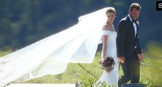 """Erin Andrews Wears Stunning Custom Wedding Gown by Carolina Herrera Carolina Herrera """"Best place to buy a unique wedding dress!"""" """"Classy, elegant, chic, beautiful."""" """"I love that the manager made me feel great about myself and made my family and friends comfortable by offering drinks when we arrived. Thank you to the manager who made me feel like a bride!"""" Like and share, please! Thanks"""