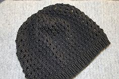 slouched tuva hat pattern